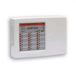 Охранно-пожарные приемно-контрольные приборы